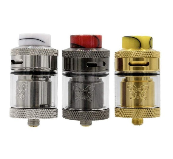 DEAD RABBIT RTA BY HELLVAPE