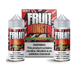 (200ml) WATERMELON APPLE BY FRUIT MONSTA