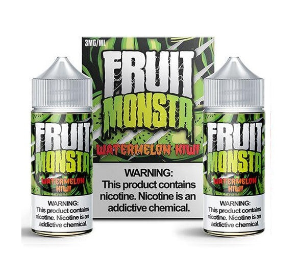(200ml) WATERMELON KIWI BY FRUIT MONSTA