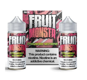 (200ml) STRAWBERRY NECTARINE BY FRUIT MONSTA