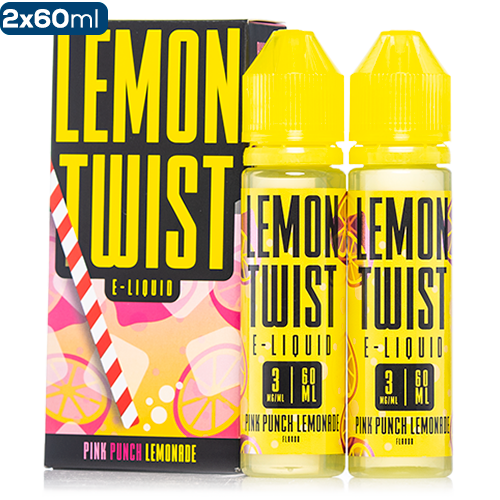 PINK LEMONADE BY TWIST 120ML