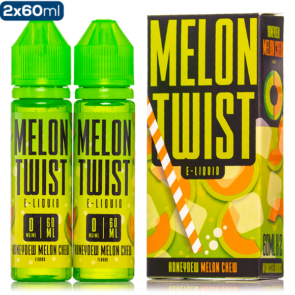 MELON TWIST BY TWIST 120ML