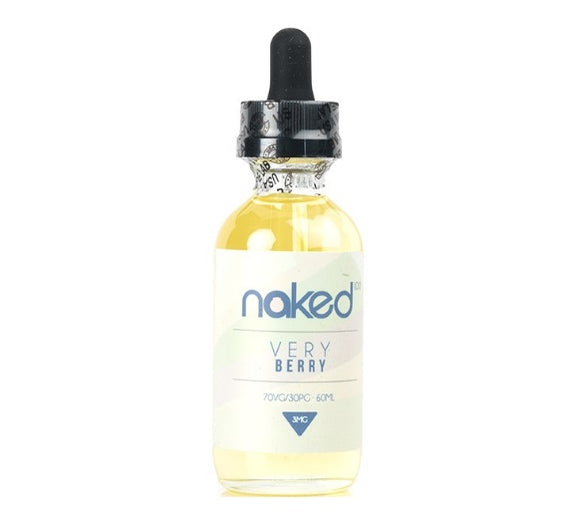 REALLY BERRY BY NAKED 60ML