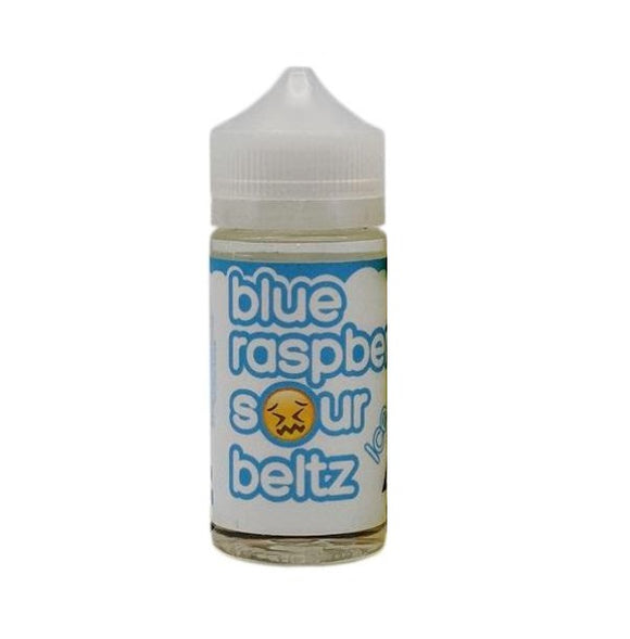 BLUE RAZZ ICED BY TFC ELIXIR