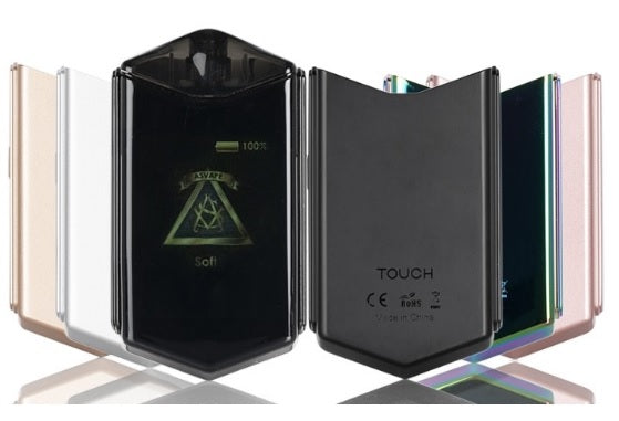 TOUCH POD SYSTEM BY ASVAPE