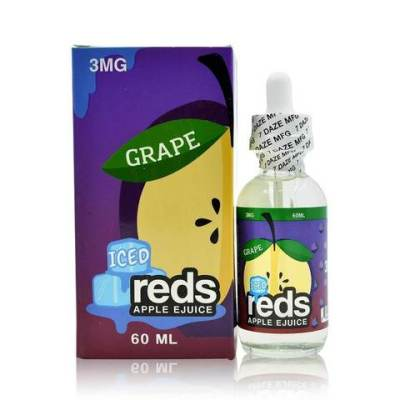 ICED REDS GRAPE JUICE