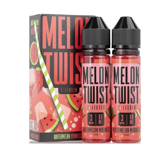 WATERMELON MADNESS BY TWIST 120ML