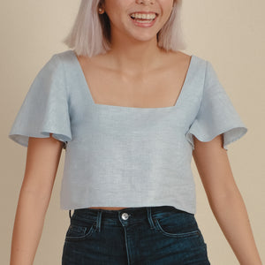 Linen Bella Top