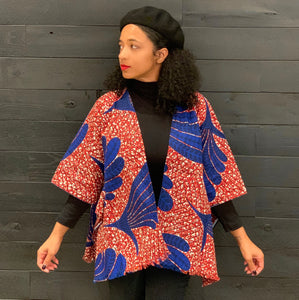 Willow Cape Coat