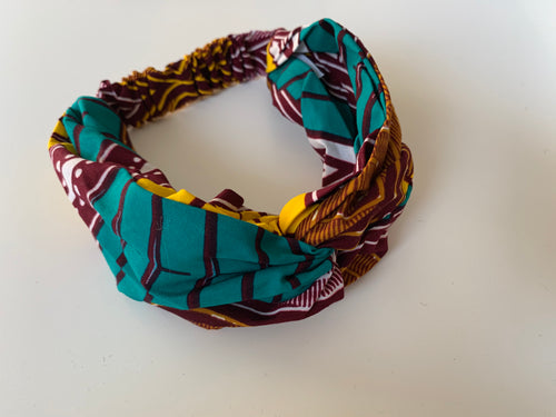 Nessie twist band or head band