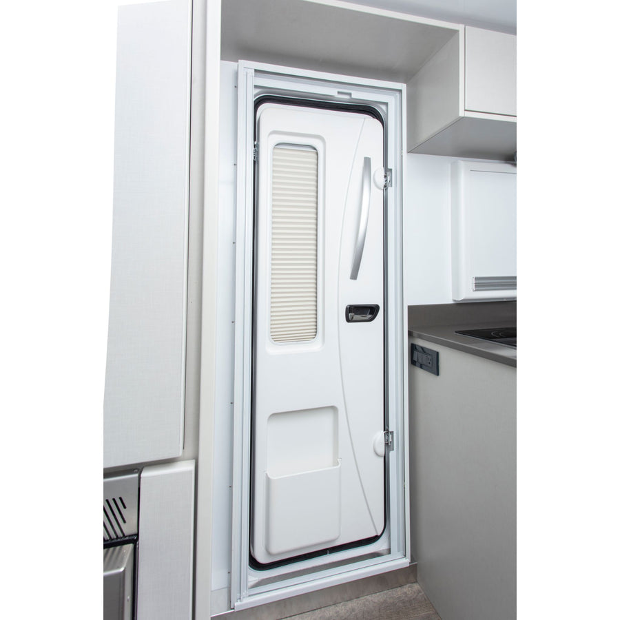 Expedition Body Entry Door