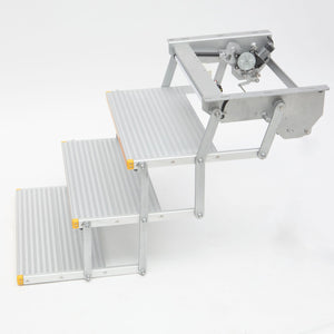 Electric Aluminum Steps