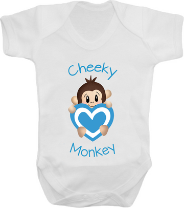 Cheeky Monkey Baby Grows