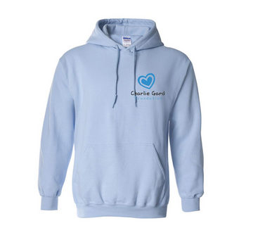 Adult Light Blue Hoodies