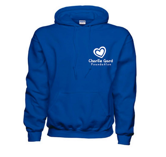 Adult Royal Blue Hoodies