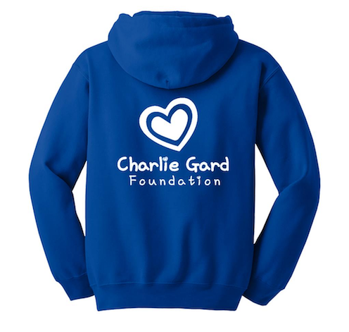 Children's Royal Blue Hoodies