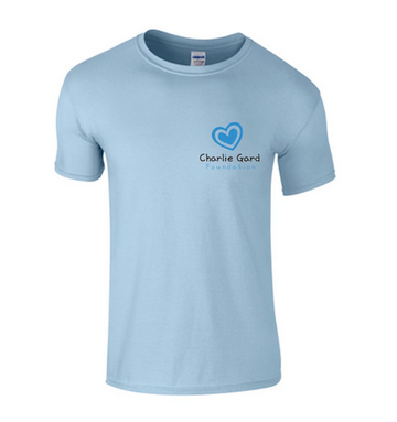 Ladies' Light Blue T-shirt