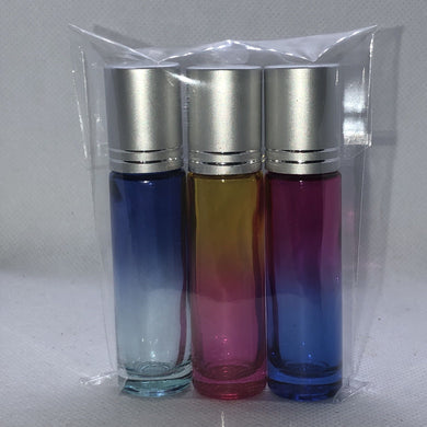 Accessories - 10ml Ombre Roller Bottles 3 Pack 10ml Ombre Roller Bottles Mantsa Wellness