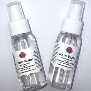 Floral Water: Rose Floral Water Mantsa Wellness