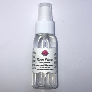 Floral Water: Rose Floral Water Mantsa Wellness 50ml