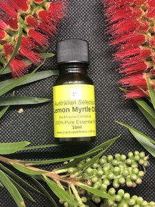 Australian Selection - Lemon Myrtle Australian Selection Essential Oil Mantsa Wellness