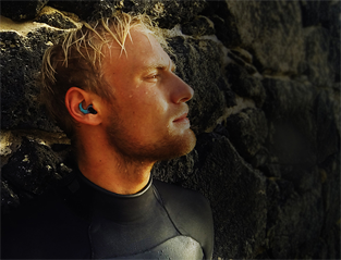 Earplugs for Surfing