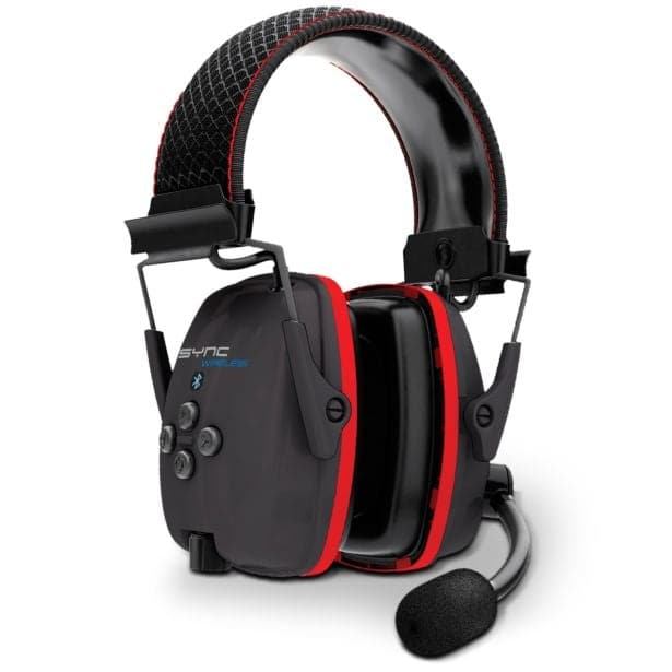 Howard Leight by Honeywell Sync Wireless Earmuff (NRR 25)
