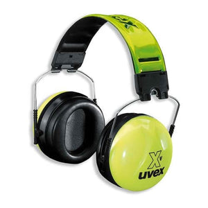 UVEX-XV High Visibility Foldable Ear Muffs