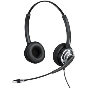 Earjobs™ SPEAKEASY® Noise-Cancelling USB Headset