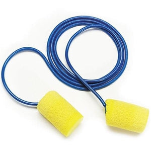 3M™ Classic Ear Plug (200 Poly Bag Corded)