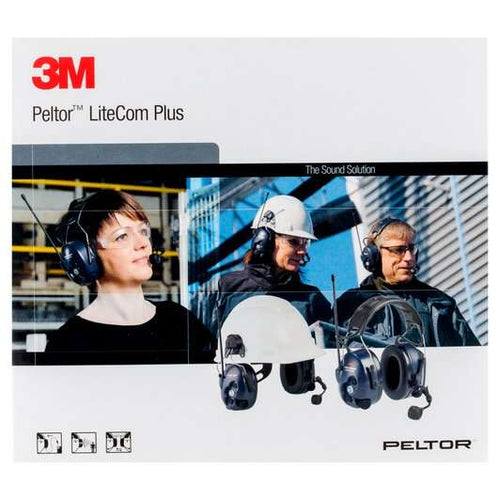 3M™ PELTOR™ Lite-Com™ Plus Headband