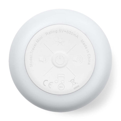 Yogasleep Travel Mini Sound Machine with Night Light