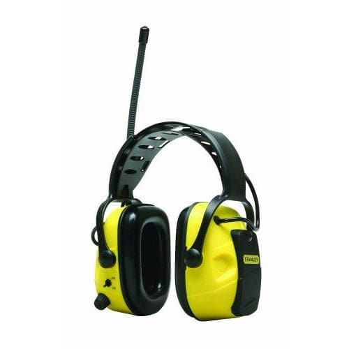 Stanley - RST-63005 AM/FM Earmuff with AUX Input
