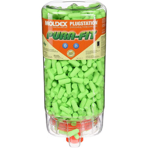 6845 Moldex Pura-Fit® Disposable Earplugs