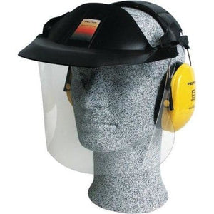 3M™ Peltor™ Combination Clear P/Carb Visor & Earmuff