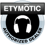 Etymotic Music•PRO High-Fidelity Electronic Musicians Earplugs
