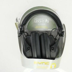 Howard Leight - Sync™ Stereo Earmuffs (Mp3 Plug N Play)
