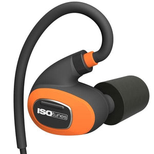 ISOtunes PRO 2.0 OSHA-Compliant Noise Isolating Bluetooth Ear Plugs