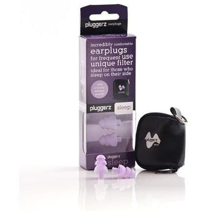 Pluggerz All-Fit Sleep Ear Plugs