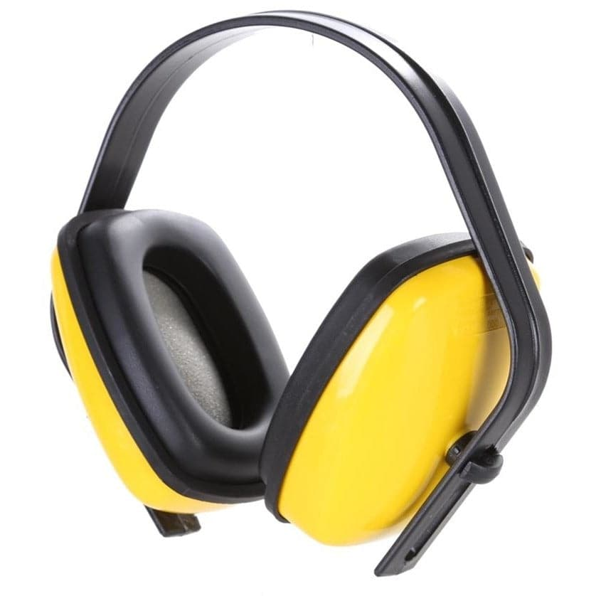 2000 UVEX Yellow Earmuff