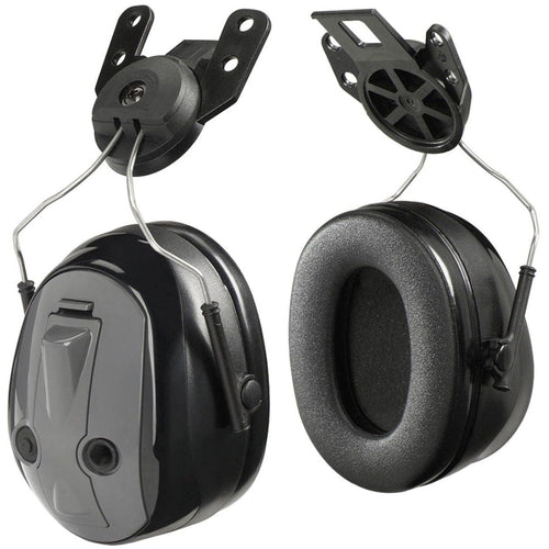 3M™ PELTOR™ PTL Push-to-Listen Cap Mount Earmuffs