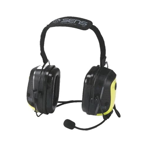 Sensear - SM1 Earmuff, Behind The Neck