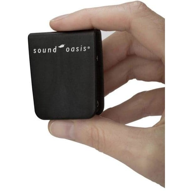 Sound Oasis World's Smallest Sound Machine