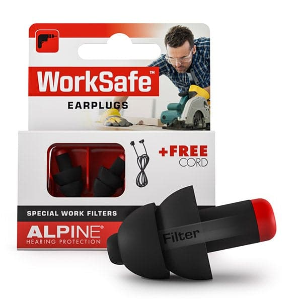 Alpine Worksafe Earplugs
