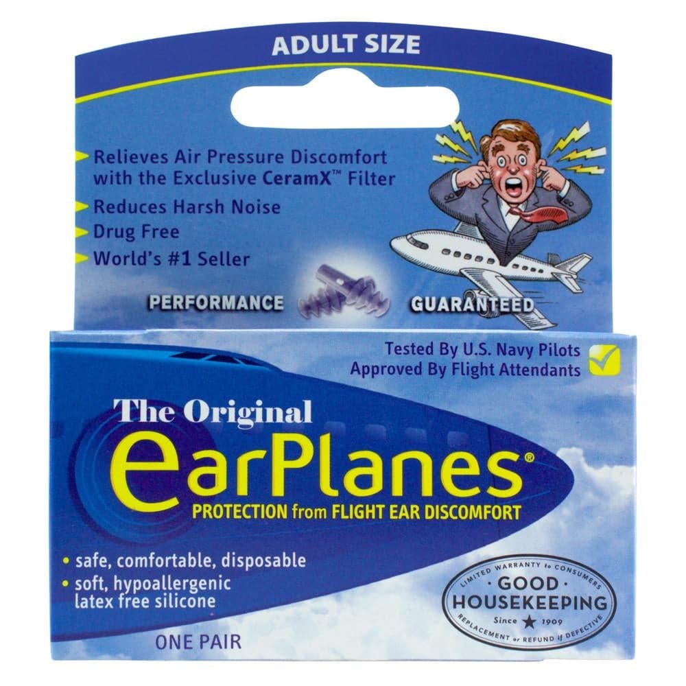 Cirrus Earplanes Flying Earplugs