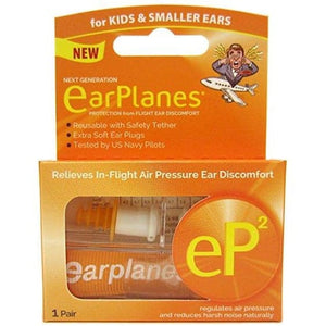 Cirrus EarPlanes eP2 Ear Plugs for Flying