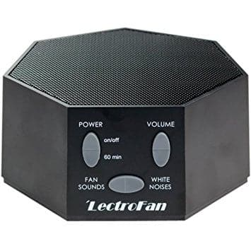 LectroFan® ASM1007 Digital Fan and White Noise Machine (240V)