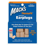 Mack's ThermaFit Soft Foam Ear Plugs for Sleeping