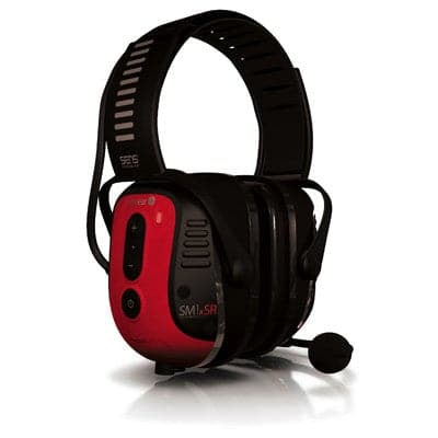 Sensear SmartMuff Intrinsically Safe Communications Headset for Work