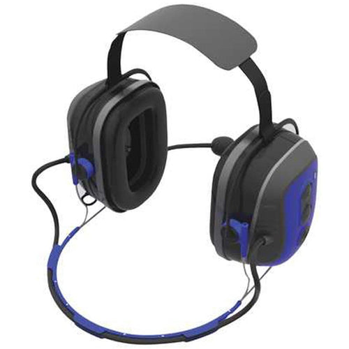 SM1xSR Sensear Earmuff - Behind the Neck